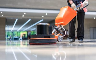How hiring a commercial cleaner can improve office productivity